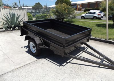 Box trailer gold coast for sale
