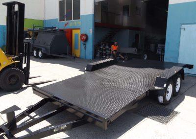 Car trailer Gold Coast