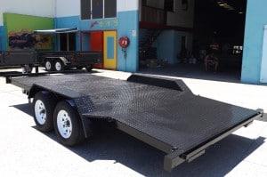 Car trailer brisbane