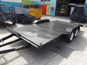 Car trailer manufacturer