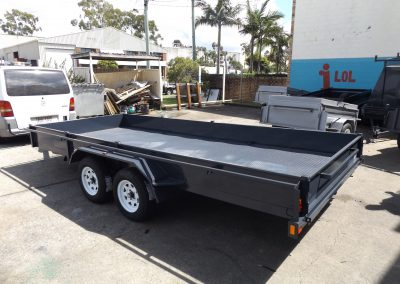 Custom trailer gold coast