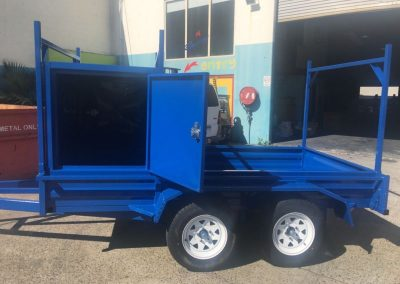 Custome made trailer gold coast queensland