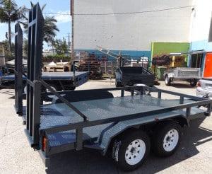 Machinery trailer Brisbane