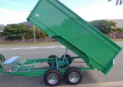 Tipper trailer manufacturer