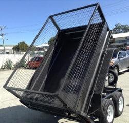 Tipper trailers brisbane