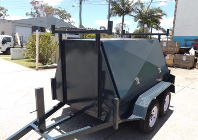Tradesman trailer gold coast