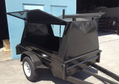 builder trailer brisbane